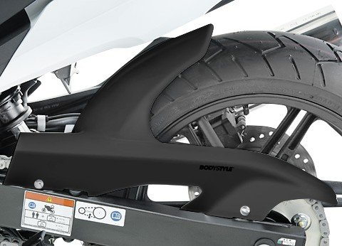 Rear hugger Bodystyle for Honda CBF 1000 F 10-16 black mat