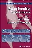 Mitochondria - Practical Protocols, , 1588296679