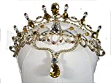 ballet tiara headpiece 8-1 hand-made Japan