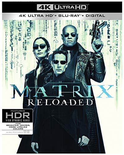 (Matrix Reloaded, The (4K Ultra HD) [Blu-ray])