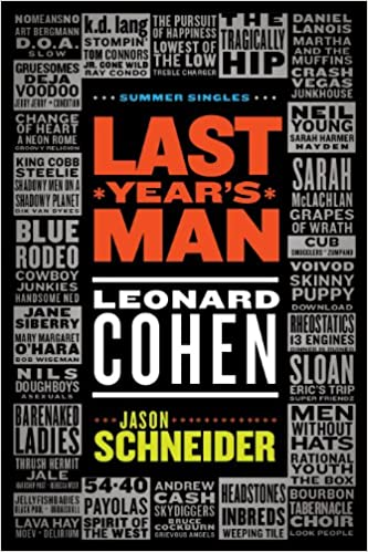 Last Year's Man: Leonard Cohen: 5 (Summer Singles)