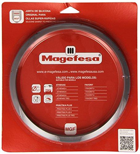 magefesa pressure cooker gasket - 4