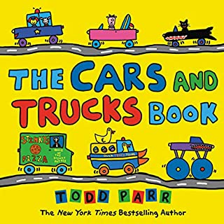 Book Cover: The Cars and Trucks Book