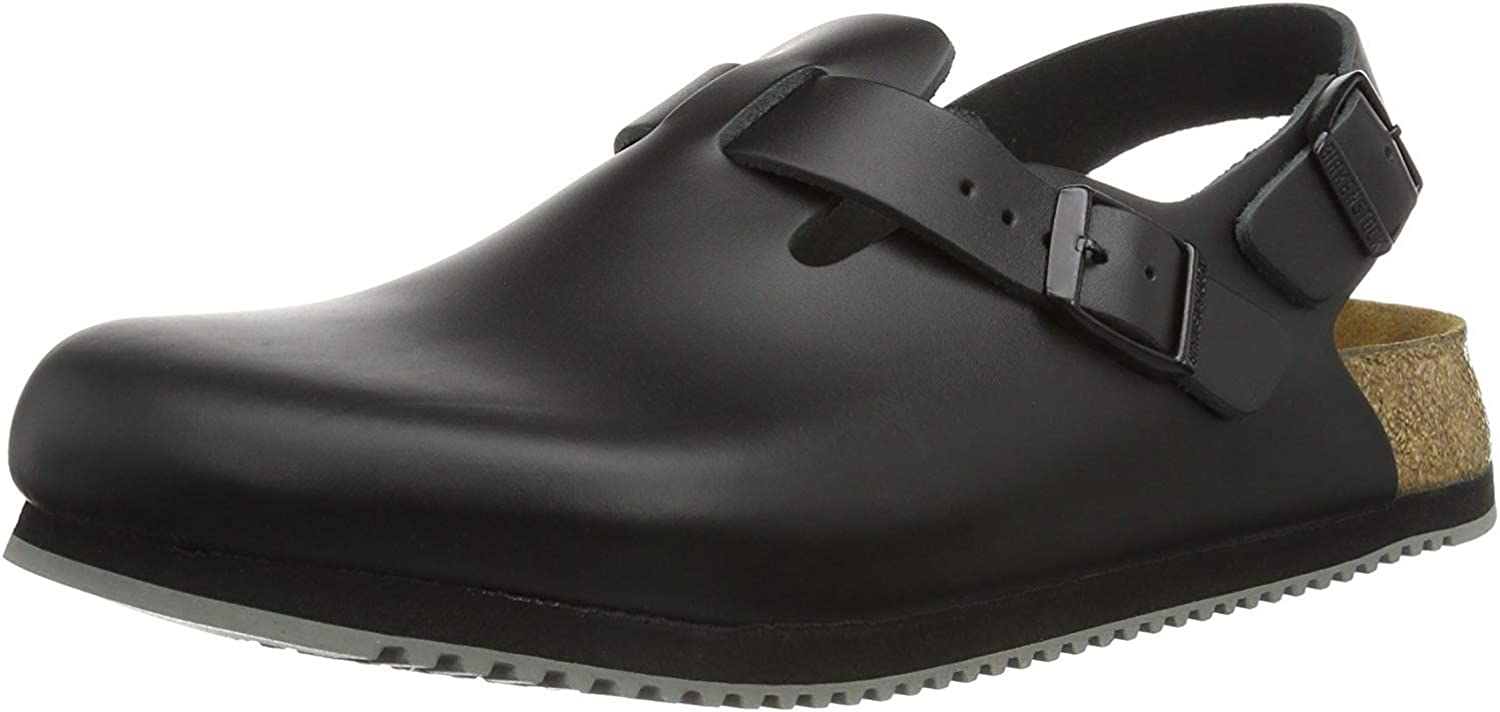 Birkenstock Unisex Professional Tokyo Clearance SALE Limited Max 48% OFF time Super Grip Leather Slip Re