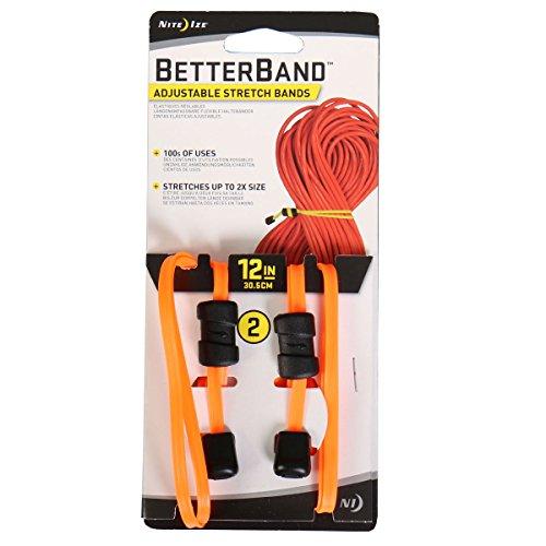 Hot Leathers 27650 Nite IZE Betterband - Banda elástica Ajustable