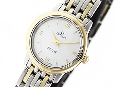 Omega De Ville Swiss-Quartz Female Watch 424.20.24.60.05.001 (Certified Pre-Owned) by Omega