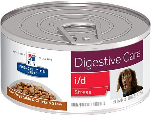 HILL S Prescription Diet i d Digestive Care Stress Rice