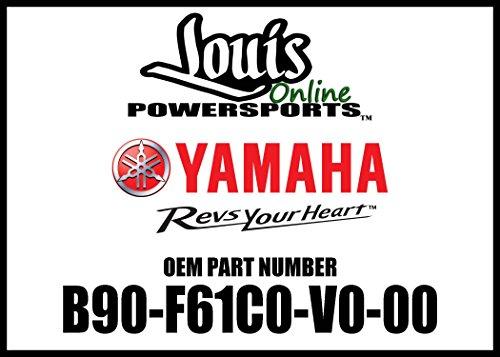 GENUINE YAMAHA XSR900 FRONT COWL SHIELD AND MOUNTS B90-F61C0-V0-00 SMOKED