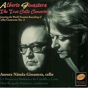 2 Cello Concertos