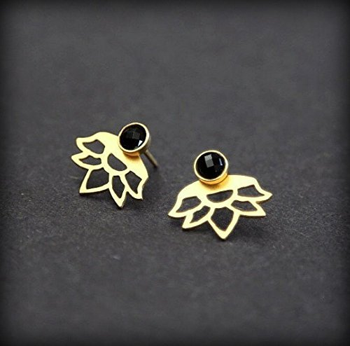 handmade-designer-onyx-ear-jackets14k-gold-plated