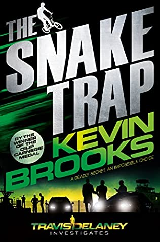 book cover of The Snake Trap