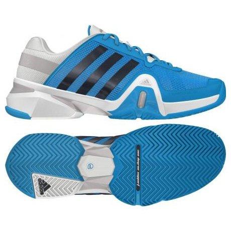 Adidas Adipower Barricade 8 Tennis Shoes - 15 - Blue