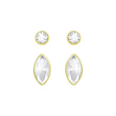 c28c26d94 Amazon.com: Swarovski Harley Pierced Earrings Set - 5188424: Jewelry