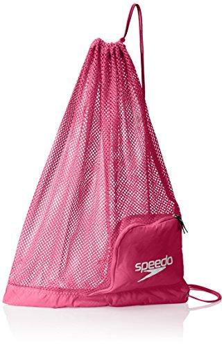 - Speedo Ventilator Mesh Equipment Bag, Fuchsia Purple