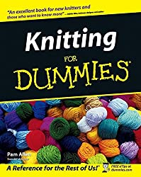 Image of the product Knitting For Dummies that is listed on the catalogue brand of Brand: For Dummies.