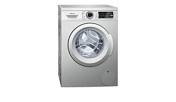 Balay 3TS986XT Independiente Carga frontal 8kg 1200RPM A+++ Acero ...