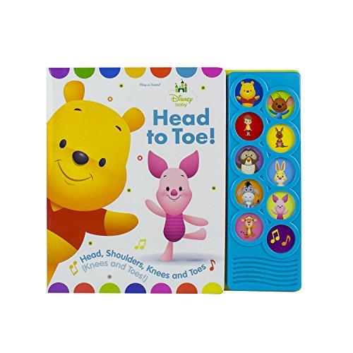 (Disney Baby - Winnie the Pooh - Head to Toe! - Play-a-Sound - PI Kids (Disney Baby: Play-a-Sound))