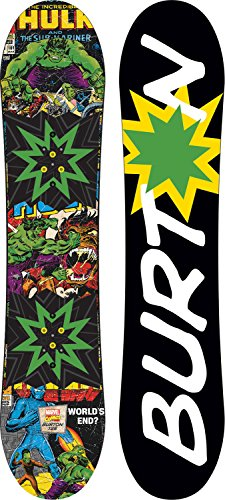 Burton Chopper LTD Marvel Snowboard Kids Sz - Burton Youth Chopper