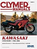 Clymer Kawasaki Fours Motorcycle Repair Manual M409