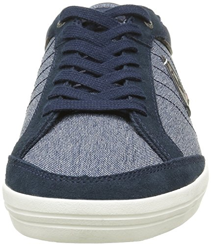 Sportif 2tones Basses Le Blue Feretcraft Reglisse Dress Baskets Homme Coq Bleu CW4ccRn5