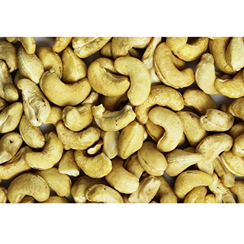 (Raw Natural Cashew 3 Pound Bulk Bag)