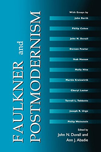 Faulkner and Postmodernism (Faulkner and Yoknapatawpha Series)