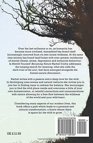 Rewild Yourself: Becoming Nature: Amazon co uk: Rachel Corby