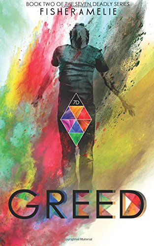 Greed Book Two Seven Deadly product image