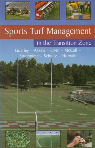 Sports Turf Management in the Transition Zone