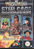 WWF Wrestle Mania Steel Cage Challenge