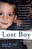 Front cover for the book Lost Boy by Brent W. Jeffs
