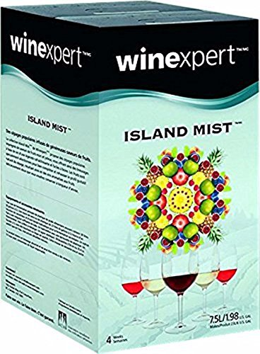 Island Mist White Wildberry Shiraz Wine Kit by (Shiraz Wine Food)
