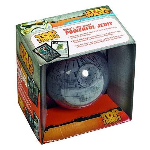 Star Wars Death Star Top Trumps Collector's Tin Card Game