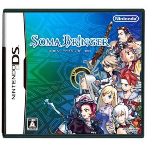 Soma Bringer Japanese Nintendo DS product image