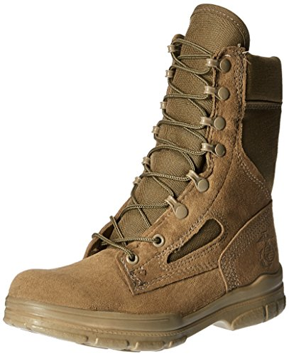 Bates Women's USMC Lightweight DuraShocks Military and Tactical Boot, Olive Mojave, 6.5 M US