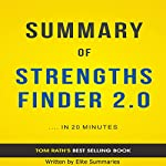 Summary of StrengthsFinder 2.0, by Tom Rath : Includes Analysis | Elite Summaries