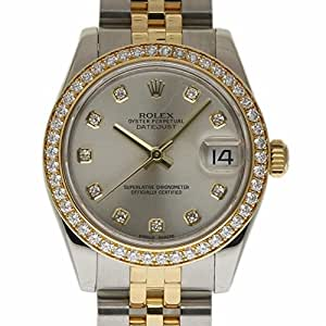 Rolex Datejust swiss-automatic womens Watch 178383 (Certified Pre-owned)