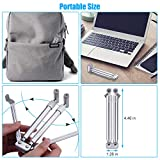 Portable Laptop Stand for Airflow, Adjustable