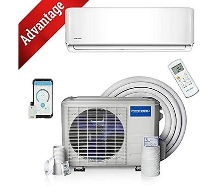MrCool Advantage Ductless Heat Pump Split System 3rd Generation