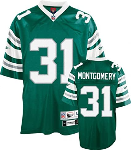 wilbert montgomery jersey
