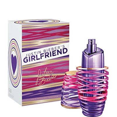 Girlfriend/Justin Bieber Edp Spray 1.0 Oz (W)