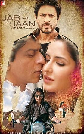 Amazon com: Jab Tak Hai Jaan (2012) 3 Disc Set- (Hindi Movie