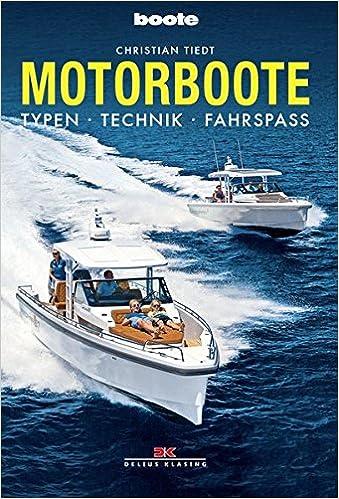 Handbuch für Motorbootfahrer Motorboot fahren//Ratgeber//Grundlagen//Buch Glatzel