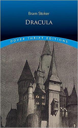 Dracula by Bram Stoker   book spotlight