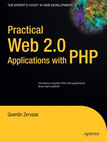 Practical Web 2.0 Applications with PHP by Brand: Apress