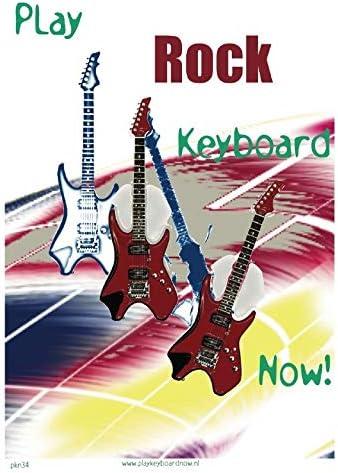 Play Rock Keyboard Now 1 - Teclado: Amazon.es: Instrumentos ...