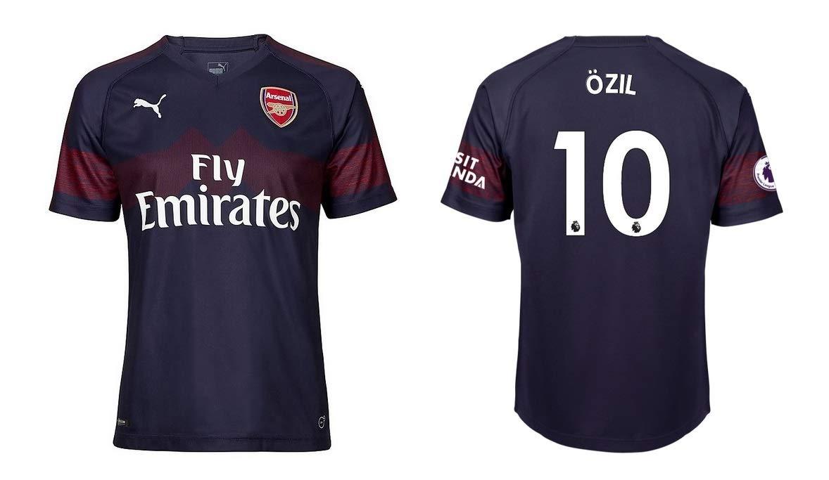 Arsenal Trikot Kinder 2018-2019 Away PL - Özil 10