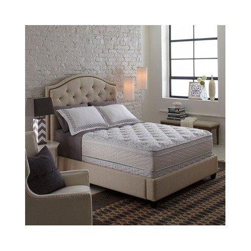 Firm Euro Pillow Top (Serta Perfect Sleeper Bristol Way Supreme Gel Euro Top Queen-size Mattress)