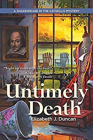 book cover of Untimely Death
