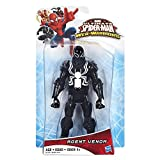 Marvel Ultimate Spider-Man Web Warriors Agent Venom Basic Figure